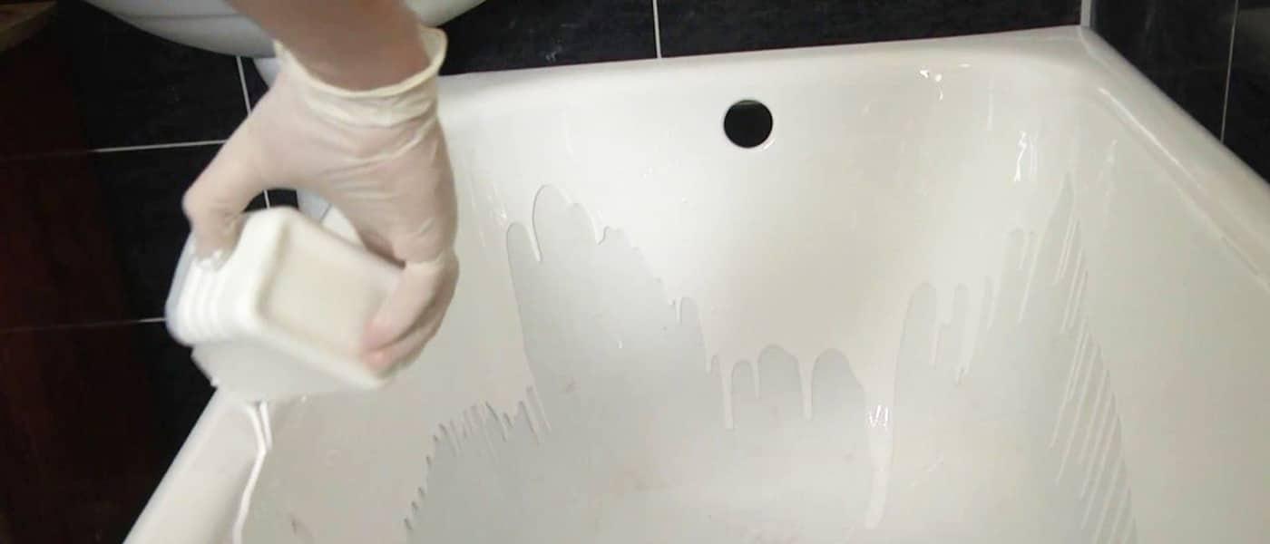 Реставрация ванн жидким акрилом в Донецкой области